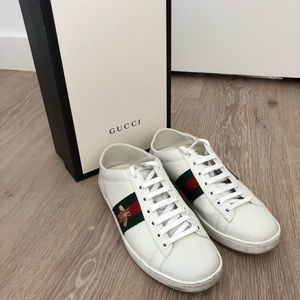 BRAND NEW GUCCI SNEAKERS ACE 37